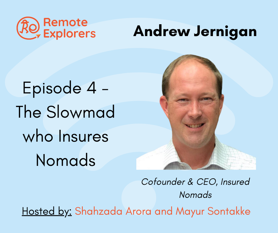 The Slowmad who insures Nomads